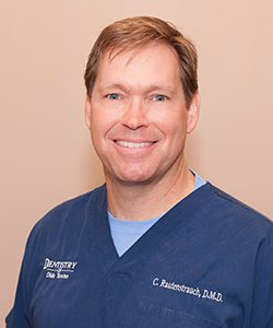 Dr. Chris Rautenstrauch, DMD