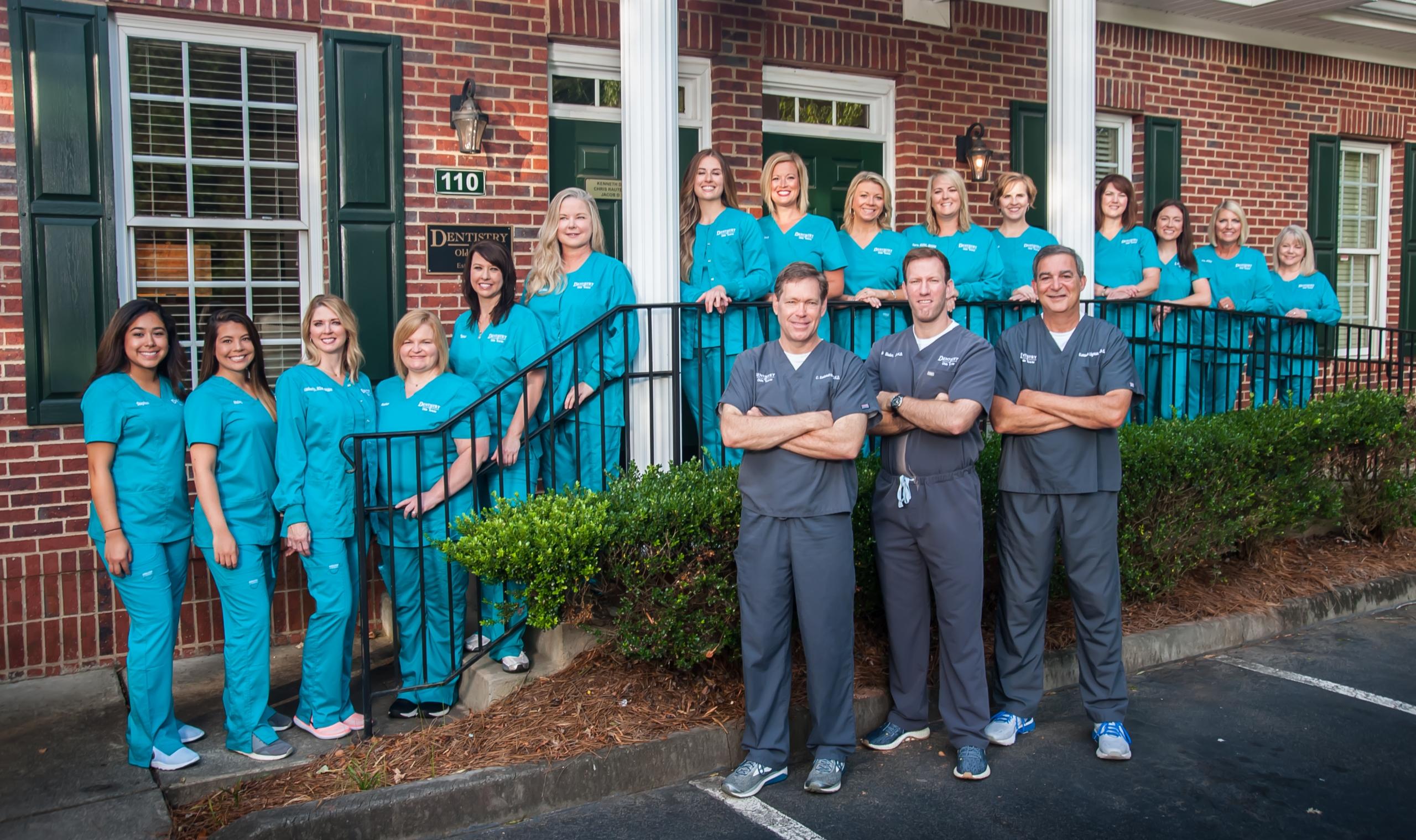 Woodstock Dentist Office Full Photo